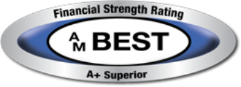 Financial Strength Rating, AM Best, A+ Superior